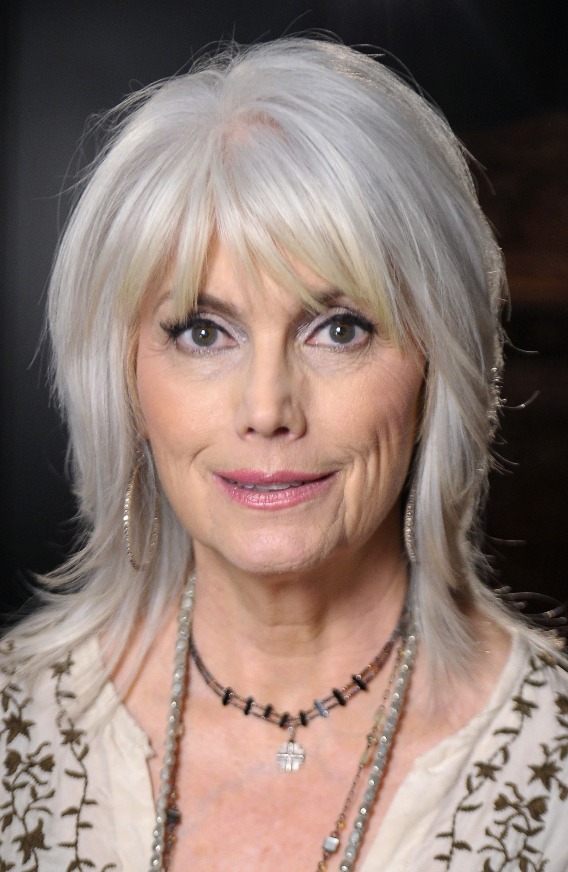 2017 Shaggy Hairstyles For Gray Hair Inside Awesome Silver Hairstyles Pictures // #hairstyles #pictures (View 3 of 15)