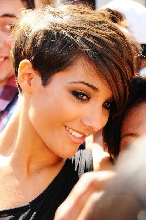 2017 Shaggy Pixie Haircuts With Regard To Best 25+ Shaggy Pixie Cuts Ideas On Pinterest (View 18 of 20)
