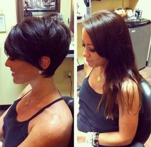 2017 Short Stacked Pixie Haircuts With Regard To 50 Best Short Pixie Haircuts (View 4 of 20)