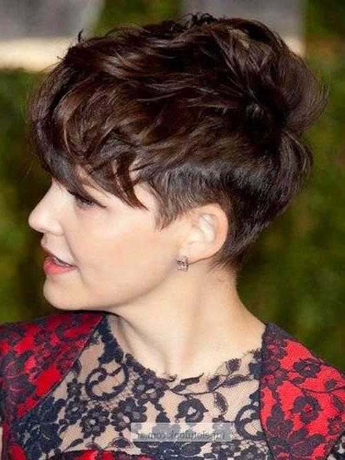2017 Tousled Pixie Hairstyles For Most Recently Released Tousled Pixie Haircuts (View 2 of 20)