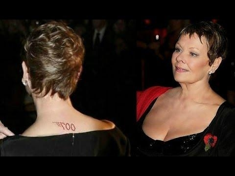 2018 Judi Dench Pixie Haircuts Inside 15 Best Judi Dench Red Carpet Outfits (Closed Captioned) – Youtube (View 4 of 20)