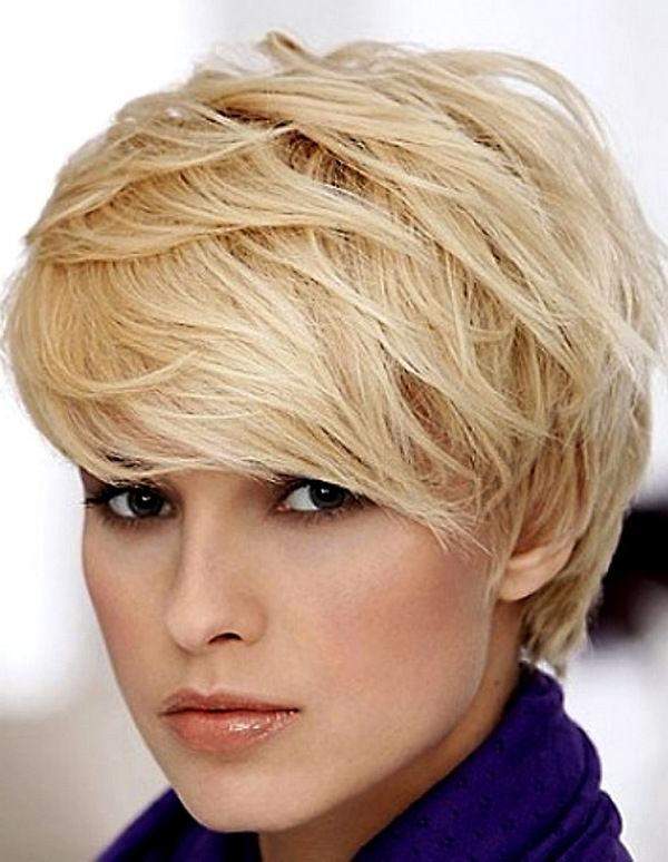 2018 Layered Pixie Haircuts Pertaining To 2178 Best Short Hair Images On Pinterest (View 3 of 20)
