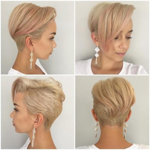 2018 Longer Pixie Haircuts For 28 Cutest Pixie Cut Ideas Trending For  (View 4 of 20)