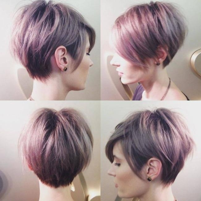 2018 Longish Pixie Haircuts Inside Best 25+ Long Pixie Hairstyles Ideas On Pinterest (View 2 of 20)