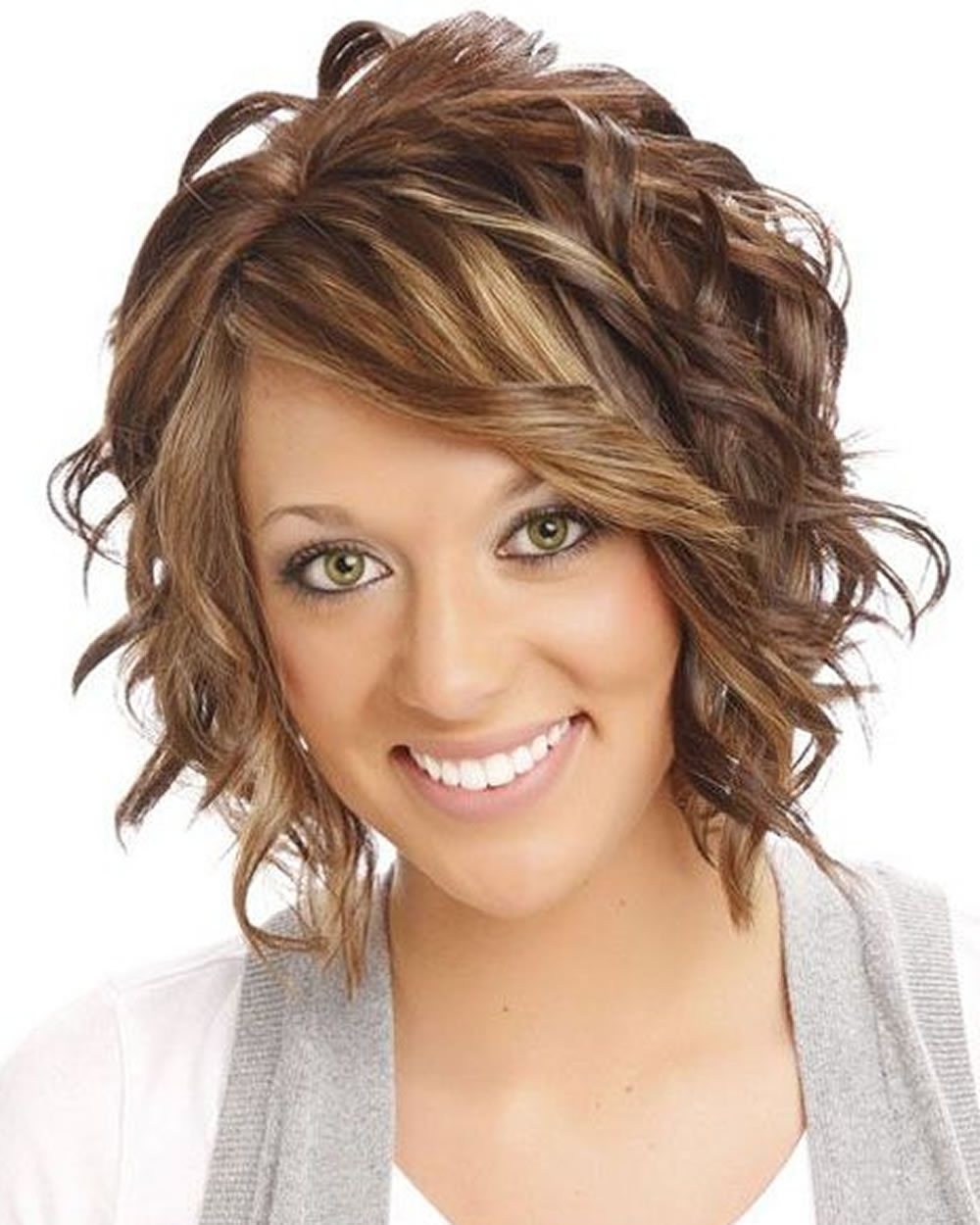 2018 Permed Hairstyles For Short Hair – Best 32 Curly Short Haircut Throughout Preferred Shaggy Perm Hairstyles (View 1 of 15)