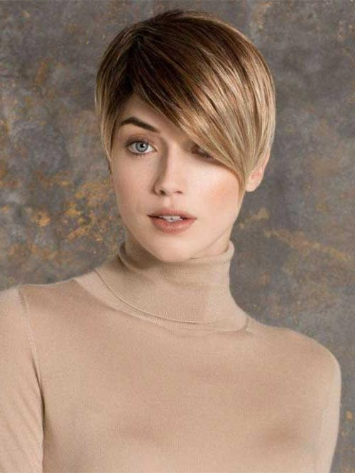 2018 Pixie Haircuts For Long Face In 10 Super Pixie Cuts For Oval Faces (View 3 of 20)