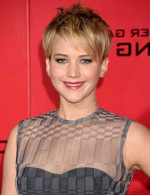 2018 Pixie Haircuts For Long Face Shape Intended For Pixie Haircuts Oblong Face Shape – Find Hairstyle (View 1 of 20)