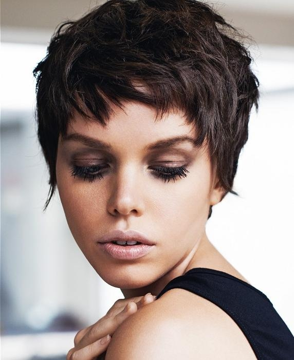2018 Punk Pixie Haircuts Throughout 5 Best Punk To Girlie Pixie Haircut Right Now – Hairstyle Insider (View 4 of 20)