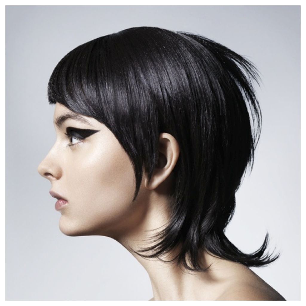 2018 Shaggy Mullet Hairstyles Regarding Spring Hair Cut Inspiration: Extra Long Pixie #spring #haircut (View 5 of 15)