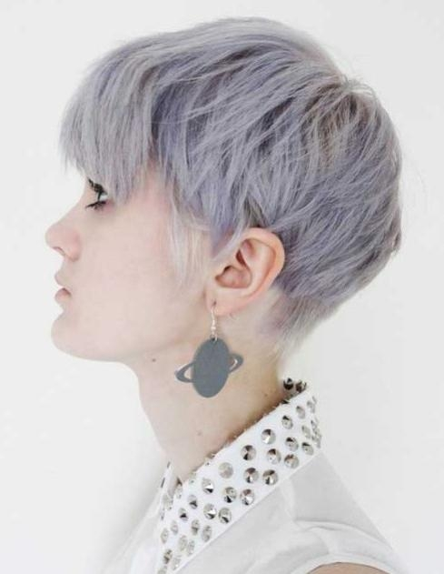 22 Trendy Pixie Haircuts For Short Hair – Pretty Designs Regarding Preferred Stylish Pixie Haircuts (View 3 of 20)