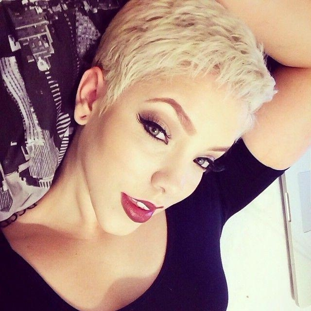 23 Chic Pixie Cut Ideas – Popular Short Hairstyles For Women Within Most Recent Feathered Pixie Haircuts (View 3 of 20)