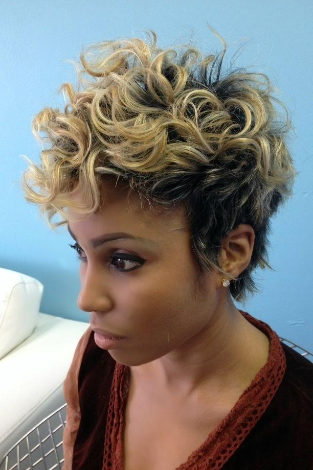 23 Of The Best Looking Short Pixie Haircuts (View 3 of 20)