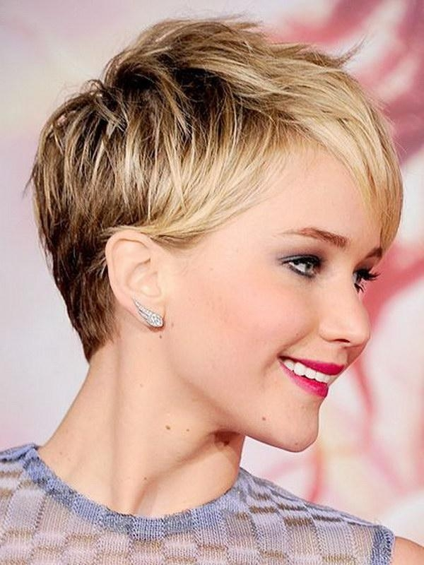 25 Beautiful Short Haircuts For Round Faces 2017 Throughout Preferred Short Pixie Haircuts For Round Faces (View 5 of 20)