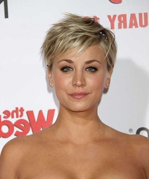 25 Celebrity Pixie Cuts (View 6 of 20)