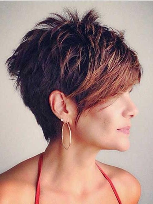 25+ Layered Pixie Cuts (View 3 of 20)