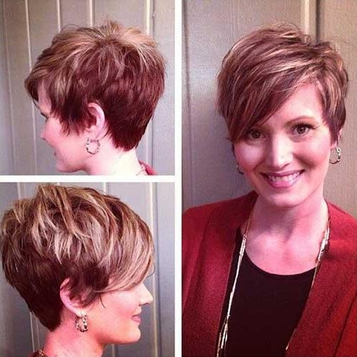 25 Pictures Of Pixie Haircuts (View 6 of 20)