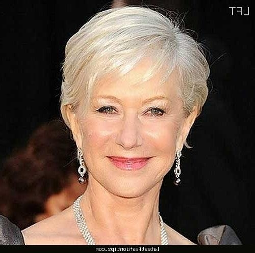 25 Pixie Haircuts For Women Over 50 The Best Short Hairstyles With Regard To Most Recently Released Pixie Haircuts For Women Over (View 6 of 20)