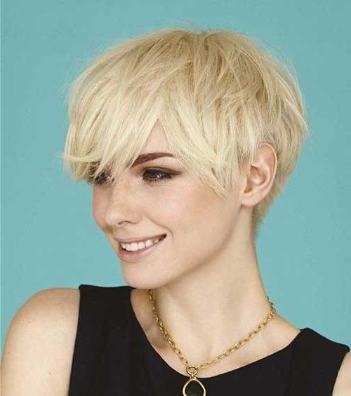 25 Short Layered Pixie Haircuts (View 3 of 20)