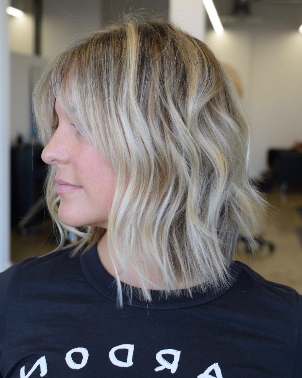 29 Likes, 4 Comments – Lauren Williams (@laurengrae) On Instagram With Well Liked Shaggy Chic Hairstyles (View 1 of 15)