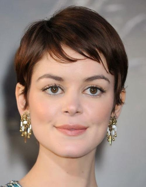 pixie haircuts for faces 20 best of pixie haircuts for square 5020