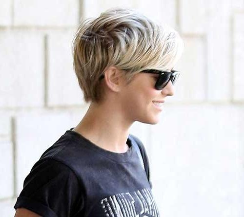30 Girls Hairstyles For Short Hair (View 13 of 20)