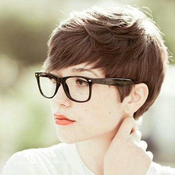 30 Short Hairstyles To Suit The Modern Mum – Stay At Home Mum Regarding Newest Hipster Pixie Haircuts (View 9 of 20)