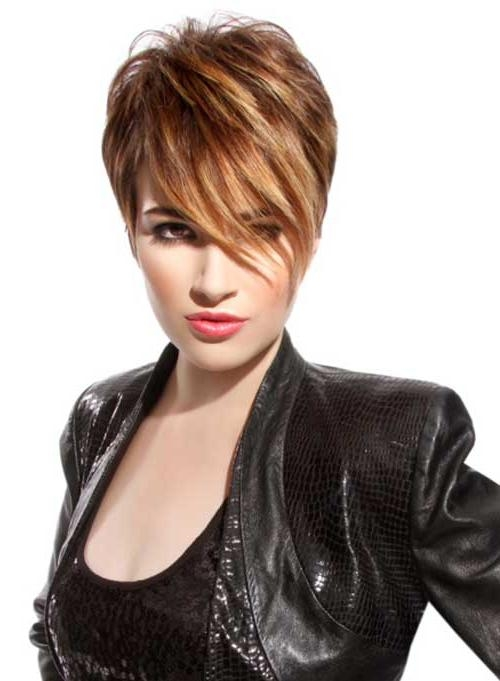 30 Short Pixie Haircuts 2014 –  (View 5 of 20)