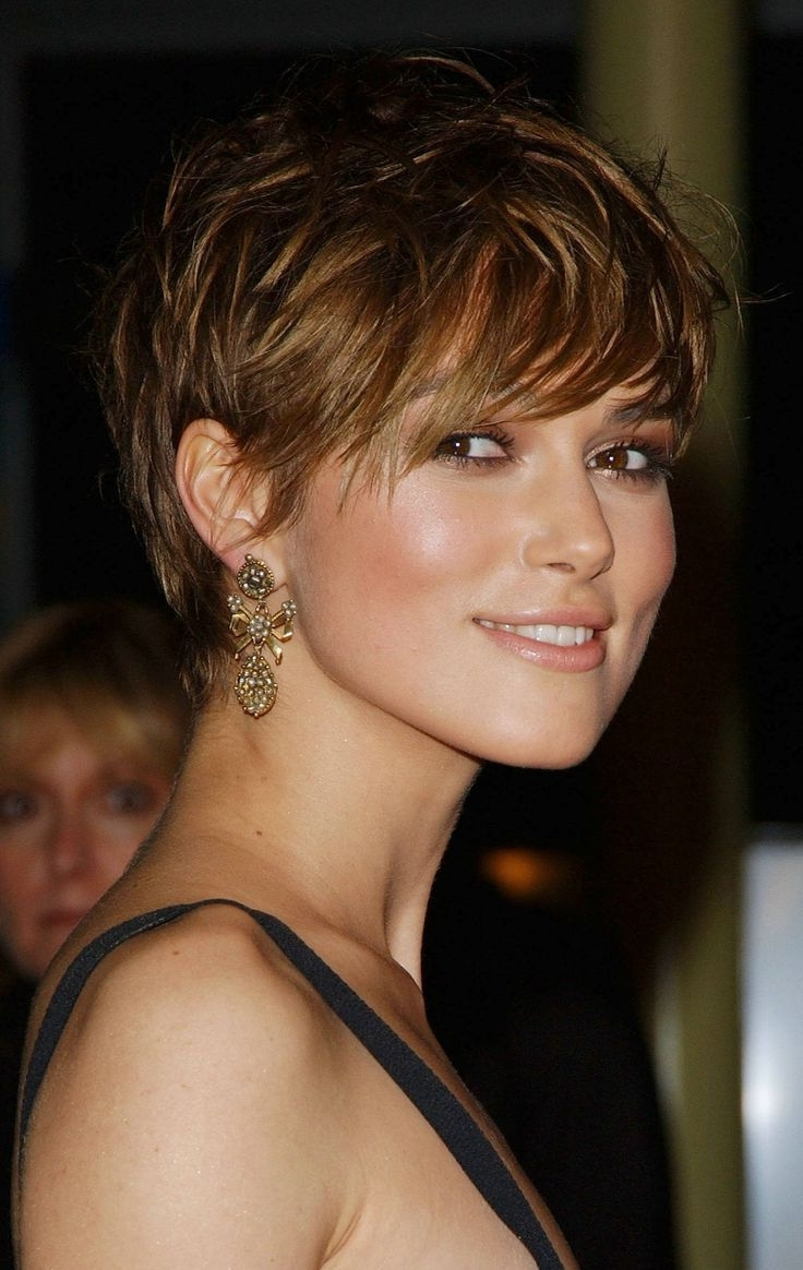 30 Stunning Shag Haircuts In 2016 2017 Intended For Widely Used Short Shaggy Hairstyles With Bangs (View 9 of 15)