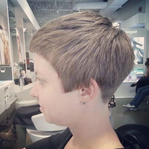 30 Trendy Pixie Hairstyles: Women Short Hair Cuts – Popular Haircuts Regarding Most Recent Pixie Haircuts For Women With Thick Hair (View 7 of 20)
