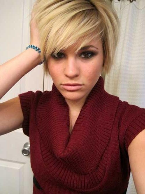 40 Best Long Pixie Hairstyles (View 5 of 20)