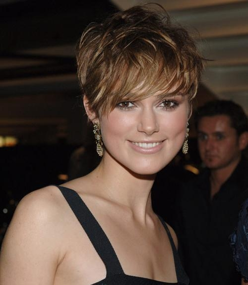 40 Best Short Pixie Cut Hairstyles 2018 – Cute Pixie Haircuts For Regarding Recent Brown Pixie Haircuts (View 4 of 20)