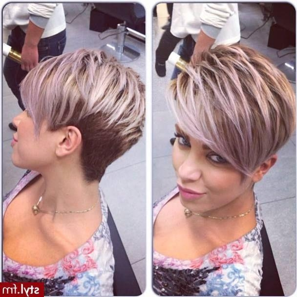 40 Stylish Pixie Haircut For Thin Hair Ideas 36 – Nona Gaya Within Best And Newest Stylish Pixie Haircuts (View 5 of 20)