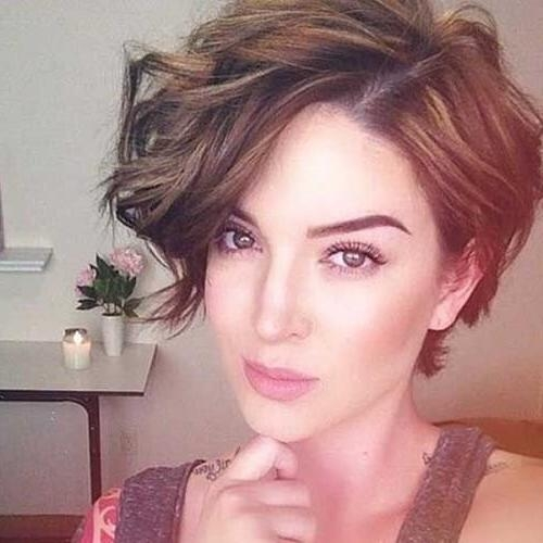 50 Best Curly Pixie Cut Ideas That Flatter Your Face Shape (View 2 of 20)
