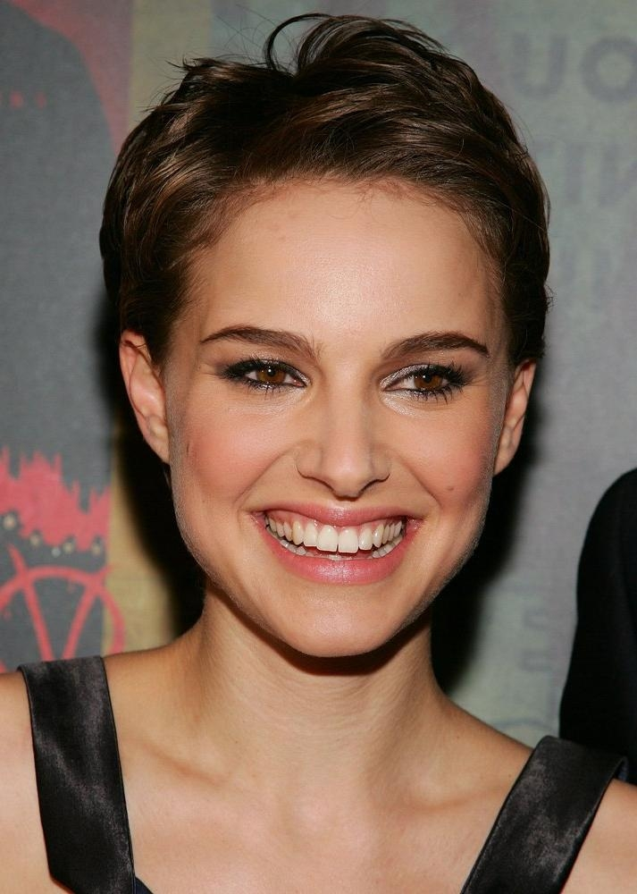 50 Of The Best Celebrity Short Haircuts, For When You Need Some For 2017 Famous Pixie Haircuts (View 4 of 20)