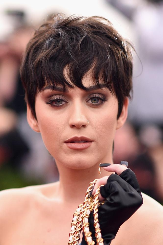50 Of The Best Celebrity Short Haircuts, For When You Need Some Regarding Trendy Baby Girl Pixie Haircuts (View 4 of 20)