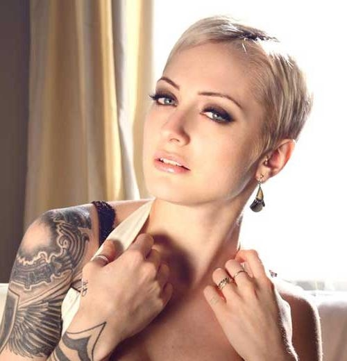 50 Smashing Pixie Haircut Trends For 2018 Regarding Widely Used Sexy Pixie Haircuts (View 15 of 20)