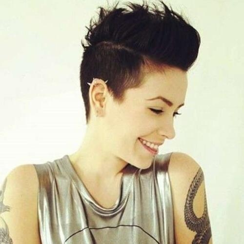 50 Spectacular Pixie Cut Suggestions (View 5 of 20)