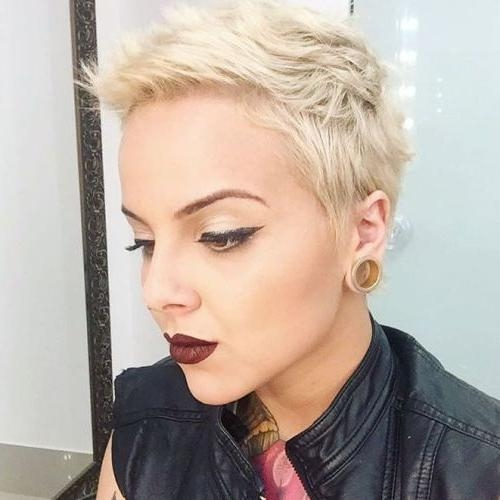 60 Cute Short Pixie Haircuts – Femininity And Practicality (View 4 of 20)