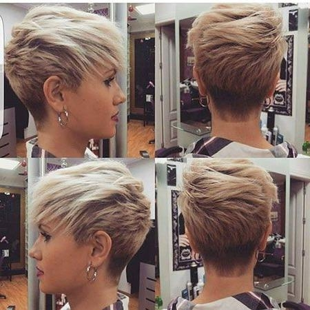 69 Best Short Sexy Haircuts! Images On Pinterest (View 5 of 20)
