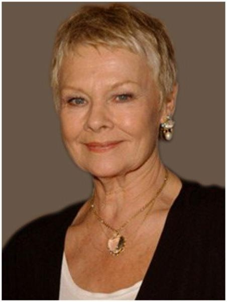 76 Best Judi Dench Style Guru Images On Pinterest (View 5 of 20)