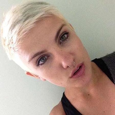 80+ Short Blonde Pixie Haircuts 2017 – Blonde Hairstyles 2017 Regarding Most Up To Date Very Short Pixie Haircuts (View 6 of 20)