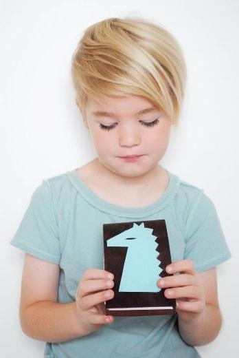 9 Latest Short Hairstyles For Little Girls  (View 1 of 20)