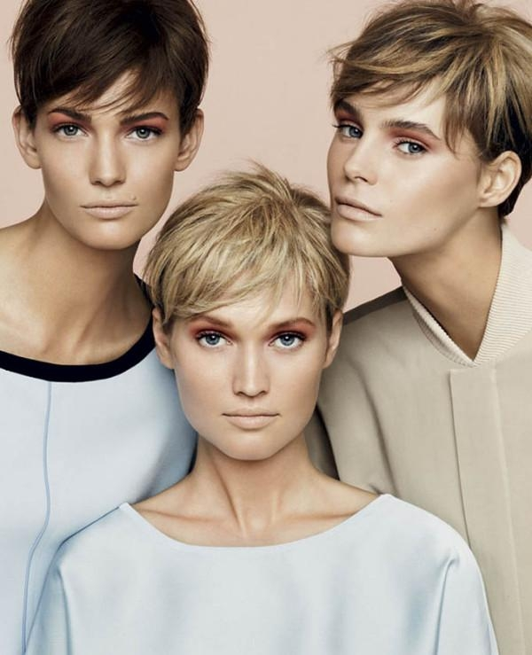 A Beautiful Little Life: Reinvent Yourself With A Fab New Pixie Throughout Preferred New Pixie Haircuts (View 3 of 20)