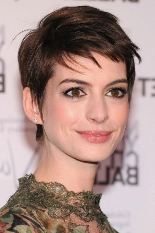 Amazing Pixie Haircuts For Women – Pretty Designs Intended For Preferred Brown Pixie Haircuts (View 5 of 20)