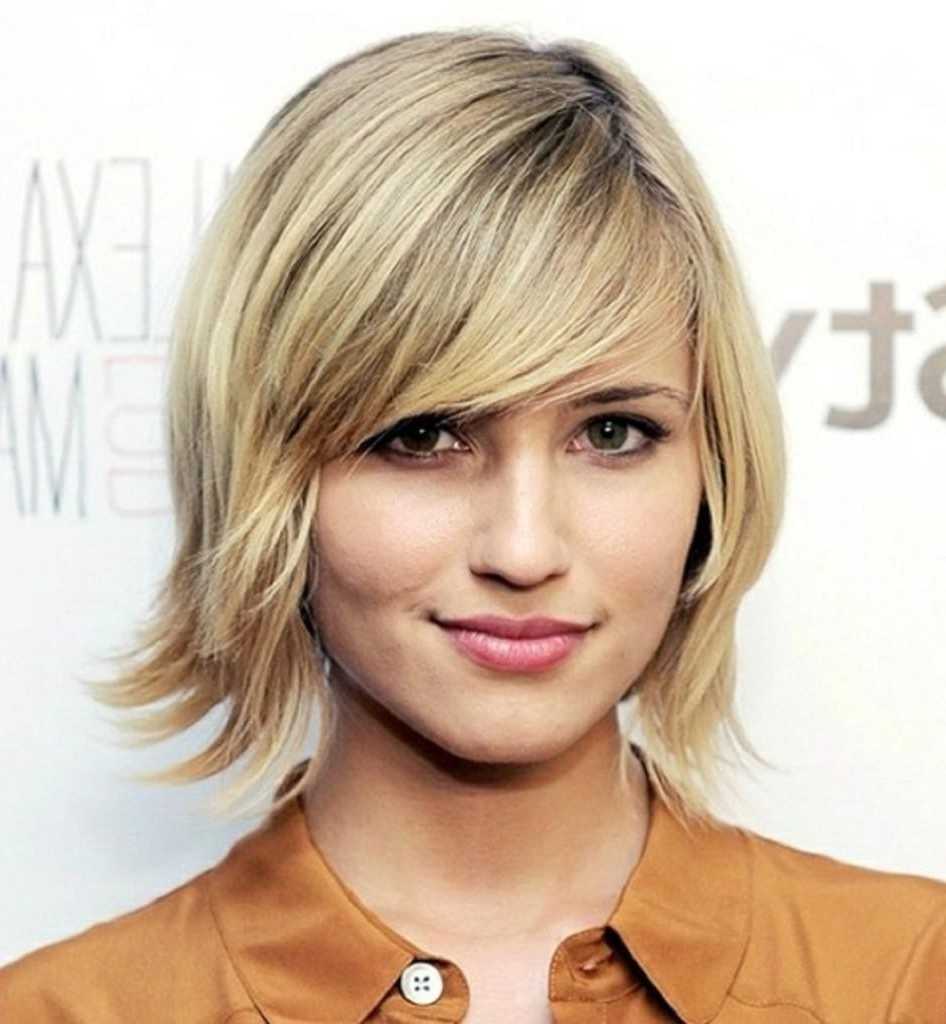 Awesome Short Hairstyles For Fine Regarding Recent Shaggy Short Hairstyles For Fine Hair (View 12 of 15)