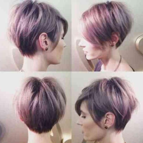 Beautiful Short Pixie Bob Hairstyles Ideas – Styles & Ideas 2018 For Well Liked Short Bob Pixie Haircuts (View 4 of 20)