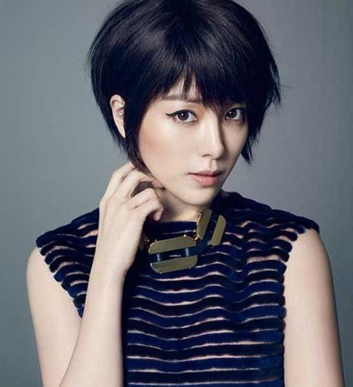 Best 25+ Asian Pixie Cut Ideas On Pinterest (View 5 of 20)