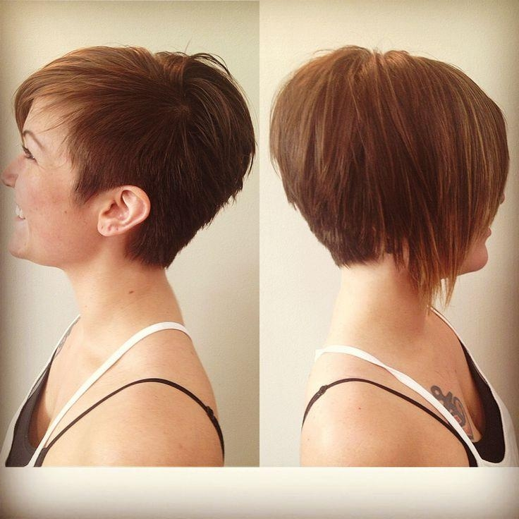Best 25+ Asymmetrical Pixie Haircut Ideas On Pinterest (View 7 of 20)