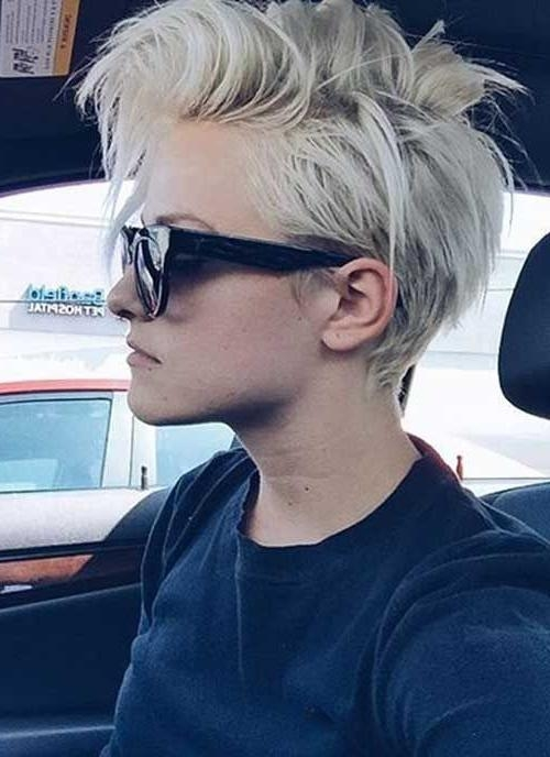 Best 25+ Funky Pixie Cut Ideas On Pinterest (View 5 of 20)