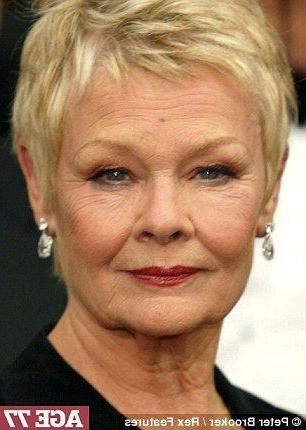 Best 25+ Judi Dench Hairstyle Ideas On Pinterest (View 6 of 20)